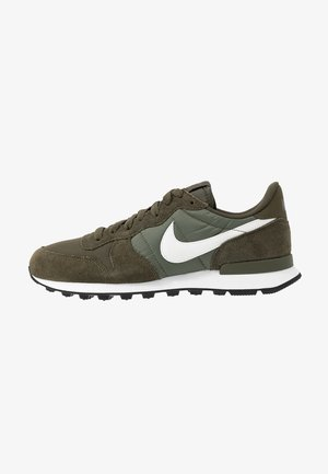 INTERNATIONALIST - Baskets basses - cargo khaki/summit white/medium olive/black