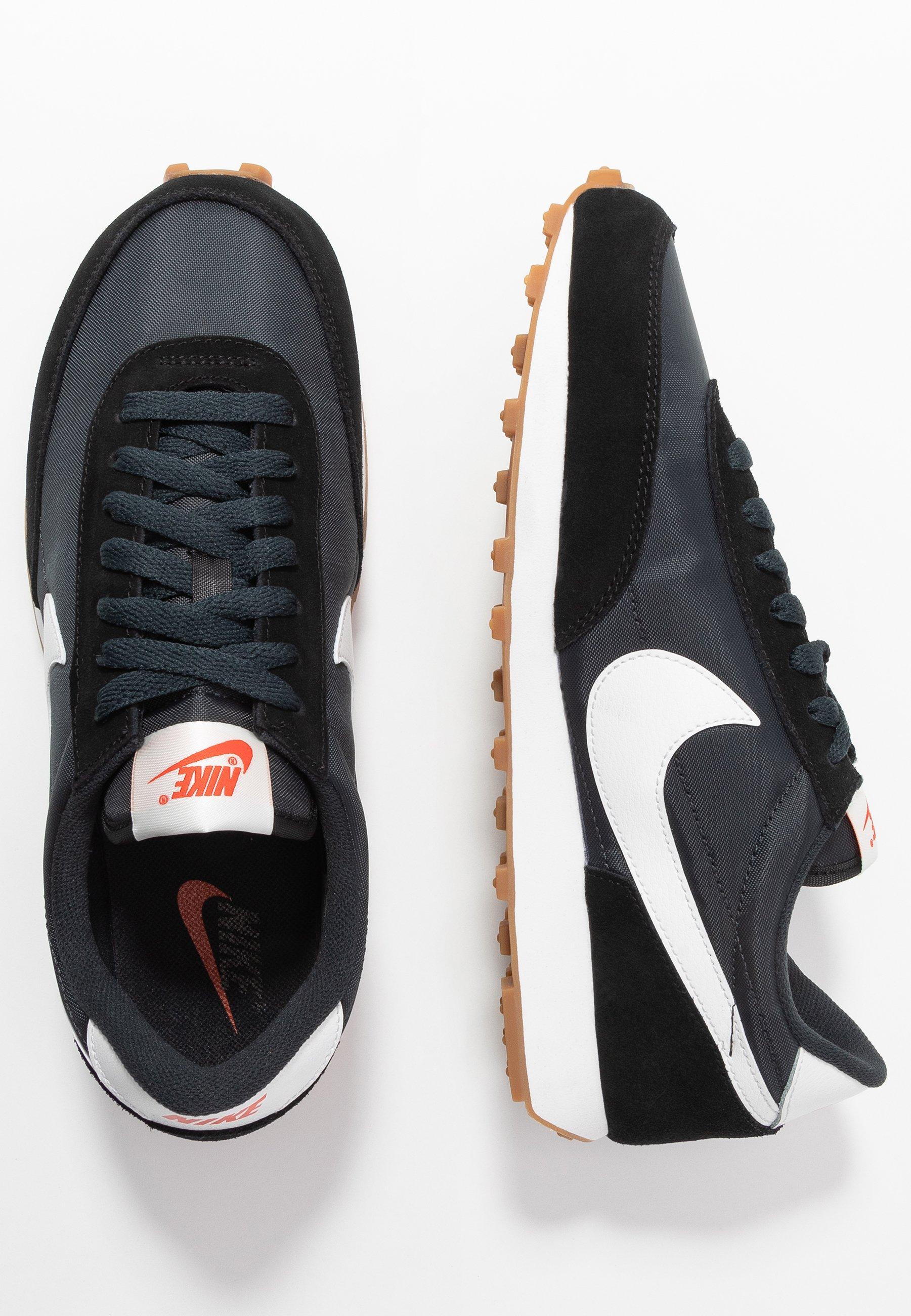 DAYBREAK Sneaker low blacksummit whiteoff noirbrownteam orange