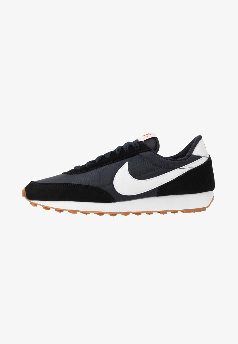 Nike Sportswear - DAYBREAK - Trainers - black/summit white/off noir/brown/team orange