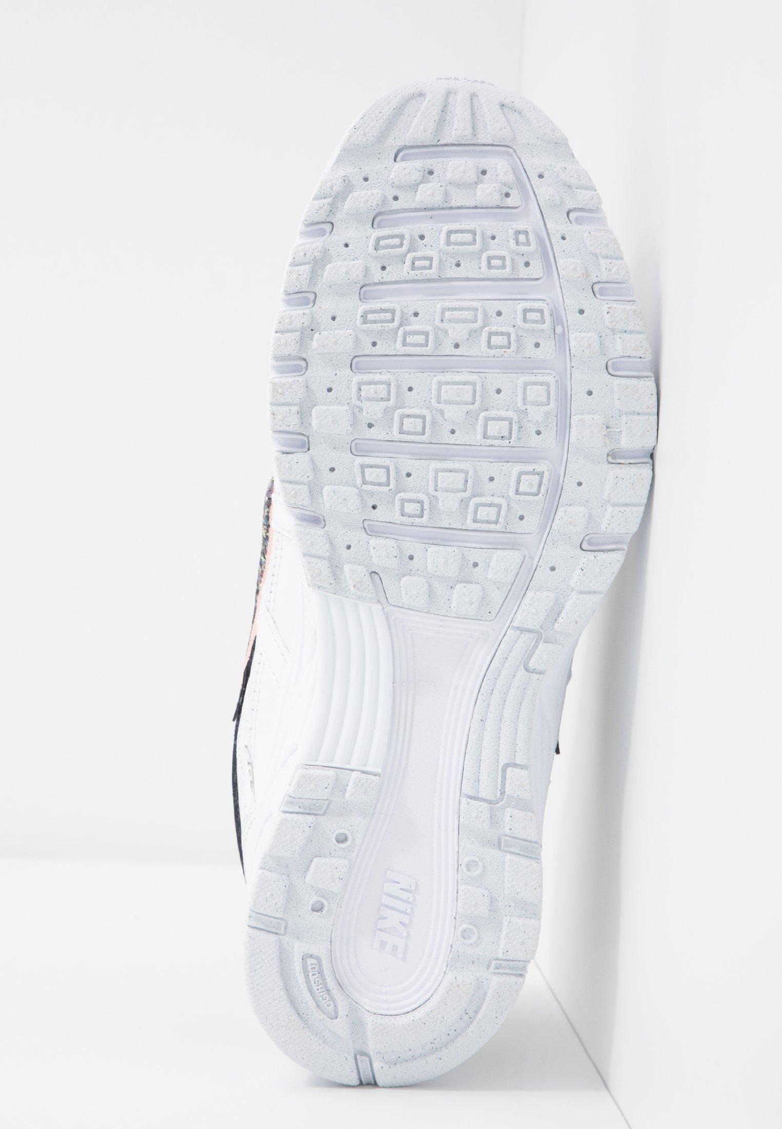 Nike Sportswear P-6000 SE - Sneaker low - black/multicolor/white/coral/stardust/volt - Black Friday