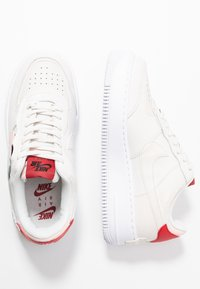 Nike Sportswear - AIR FORCE 1 SHADOW - Matalavartiset tennarit - phantom/echo pink/gym red - 5