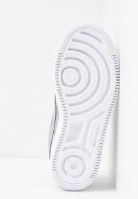 Nike Sportswear - AIR FORCE 1 SHADOW - Matalavartiset tennarit - wolf grey/chrome yellow/lavender mist - 6