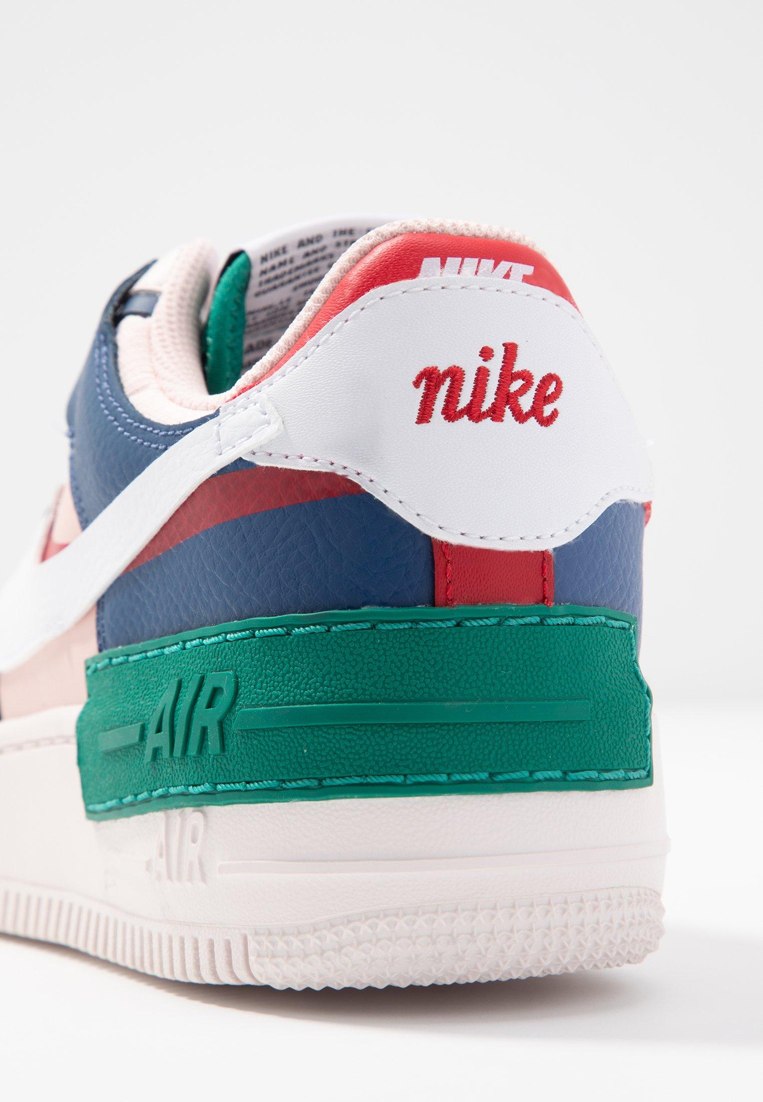 AIR FORCE 1 SHADOW Sneakers basse mystic navywhiteecho pink