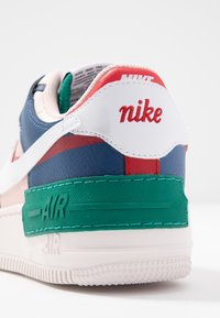 Nike Sportswear - AIR FORCE 1 SHADOW - Matalavartiset tennarit - mystic navy/white/echo pink - 2