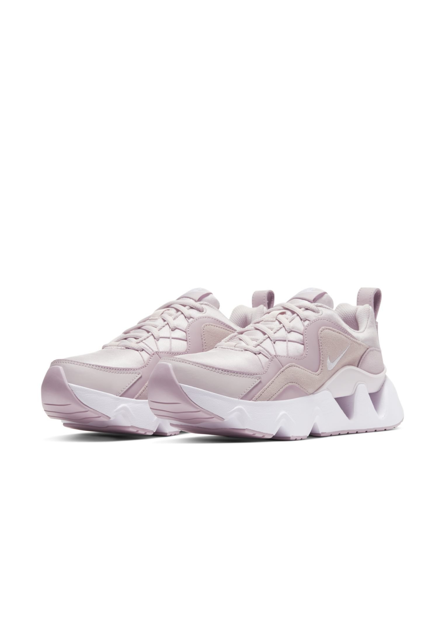 Nike Sportswear RYZ 365 - Sneakersy niskie - barely rose/plum chalk/white