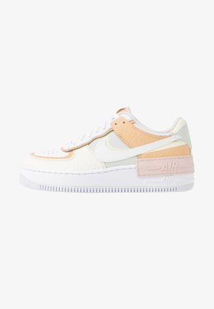 AIR FORCE 1 SHADOW - Zapatillas - spruce aura/white/sail/black/barely rose