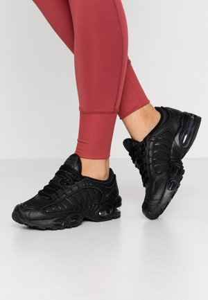 AIR MAX TAILWIND - Sneakers laag - black