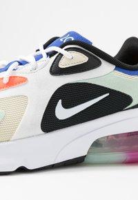 Nike Sportswear - AIR MAX 200 - Trainers - fossil/white/black/pistachio frost/hyper blue/hyper crimson - 2