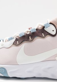 Nike Sportswear - Sneakersy niskie - barely rose/fossil stone/summit white/light armory blue - 2