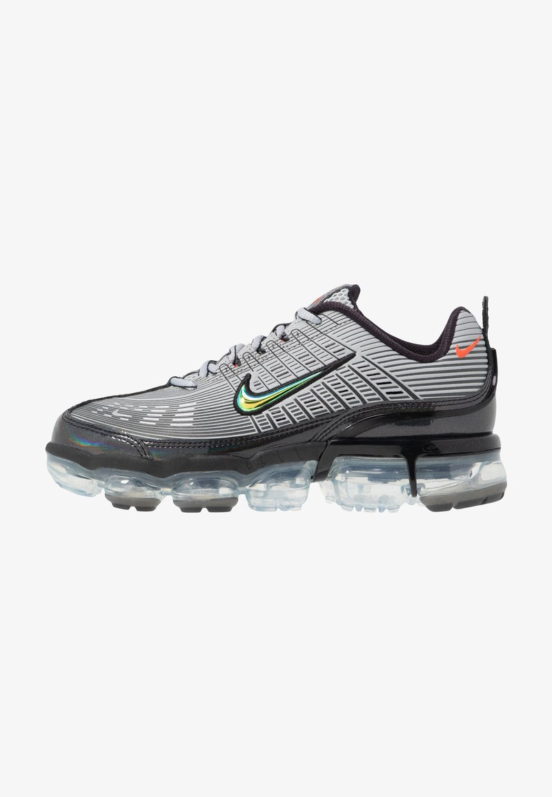 Nike Sportswear - NIKE AIR VAPORMAX 360 - Trainers - metallic silver/max orange/metallic dark grey/black
