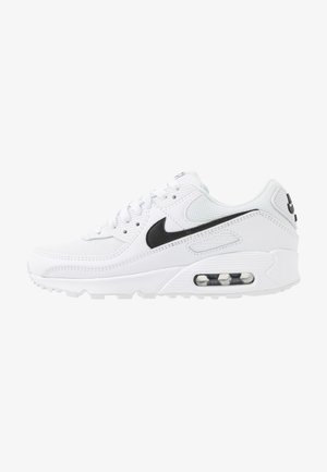 AIR MAX 90 - Sneakers - white/black