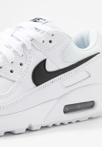 Nike Sportswear - AIR MAX 90 - Sneakers laag - white/black - 2