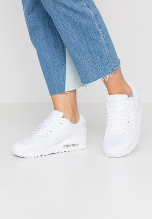 AIR MAX 90 - Joggesko - white/wolf grey