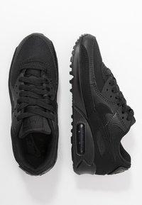 Nike Sportswear - AIR MAX 90 - Trainers - black - 3