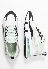 Nike Sportswear - AIR MAX 270 REACT - Zapatillas - spruce aura/white/pistachio frost/black - 3