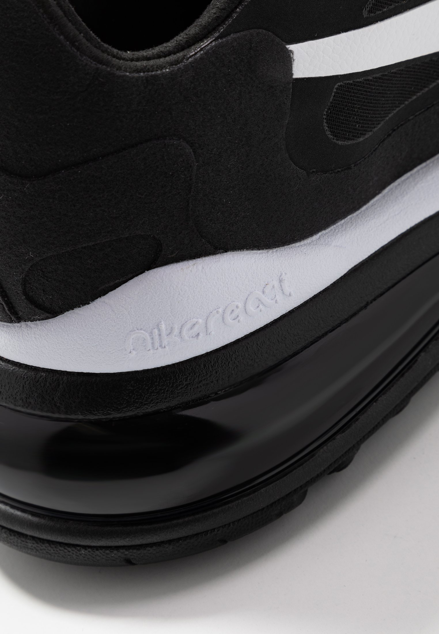 Nike Sportswear Air Max 270 React - Sneakers Black/white