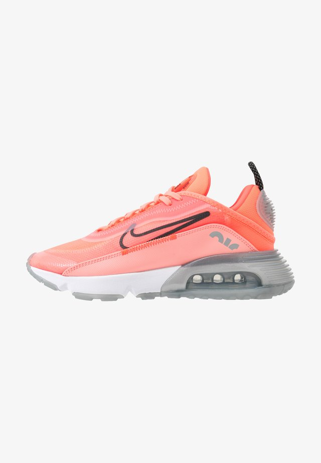 AIR MAX 2090 - Sneaker low - lava glow/black/flash crimson/vapor green/glacier ice/metallic silver