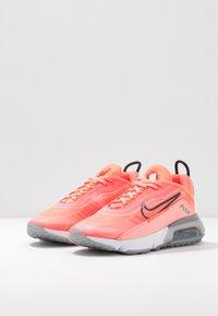 Nike Sportswear - AIR MAX 2090 - Sneakers laag - lava glow/black/flash crimson/vapor green/glacier ice/metallic silver - 2