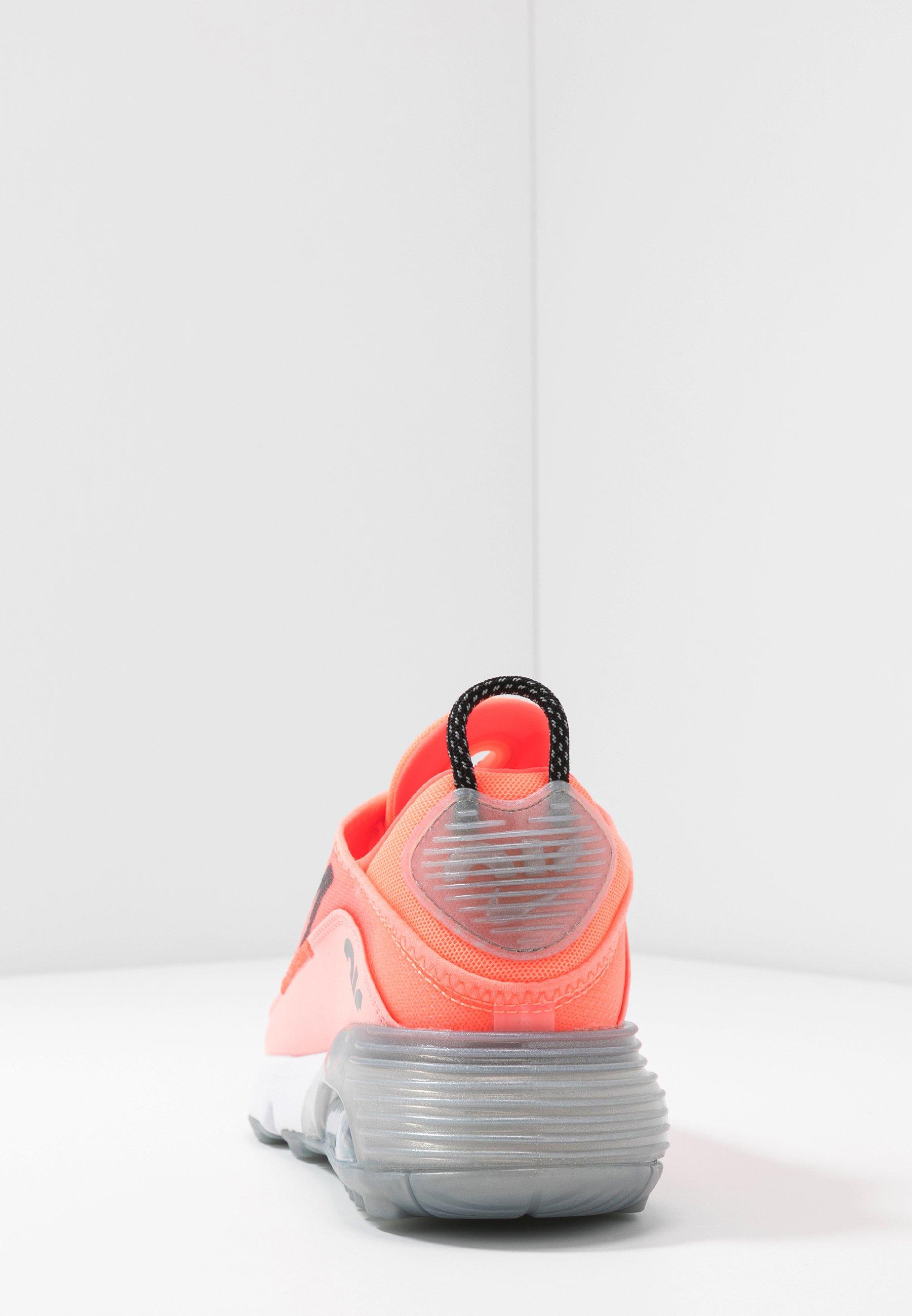 Nike Sportswear AIR MAX 2090 - Baskets basses - lava glow/black/flash crimson/vapor green/glacier ice/metallic silver