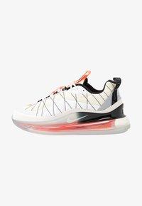 Nike Sportswear - MX-720-818 - Zapatillas - sail/white/black/metallic silver/hyper crimson - 1
