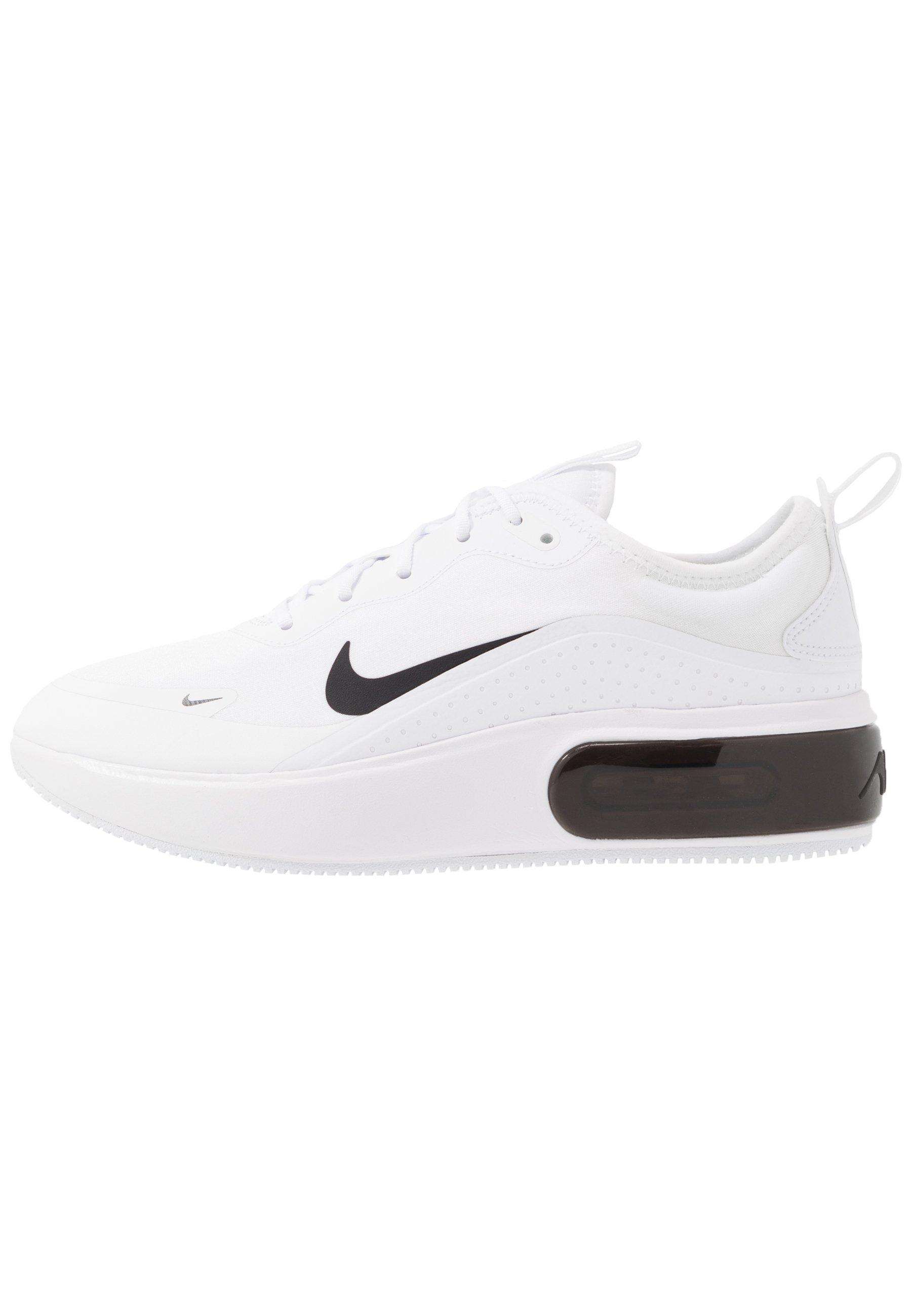 AIR MAX DIA - Sneakers laag - white/black