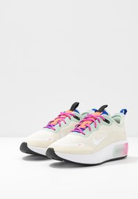 Nike Sportswear - AIR MAX DIA - Sneakers laag - fossil/hyper crimson/pistachio frost/hyper blue/fire pink/white - 4