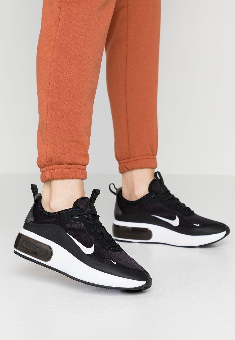Nike Sportswear - AIR MAX DIA - Sneakers laag - black/white