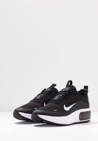 Nike Sportswear - AIR MAX DIA - Sneakers laag - black/white - 4