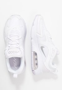 Nike Sportswear - AIR MAX 200 - Baskets basses - white/barely grape/metallic silver - 3