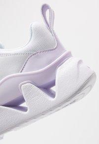 Nike Sportswear - RYZ - Trainers - white/barely grape - 5