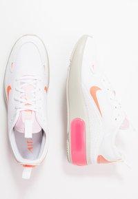 Nike Sportswear - AIR MAX DIA - Trainers - white/hyper crimson/pink foam/digital pink/light bone - 3