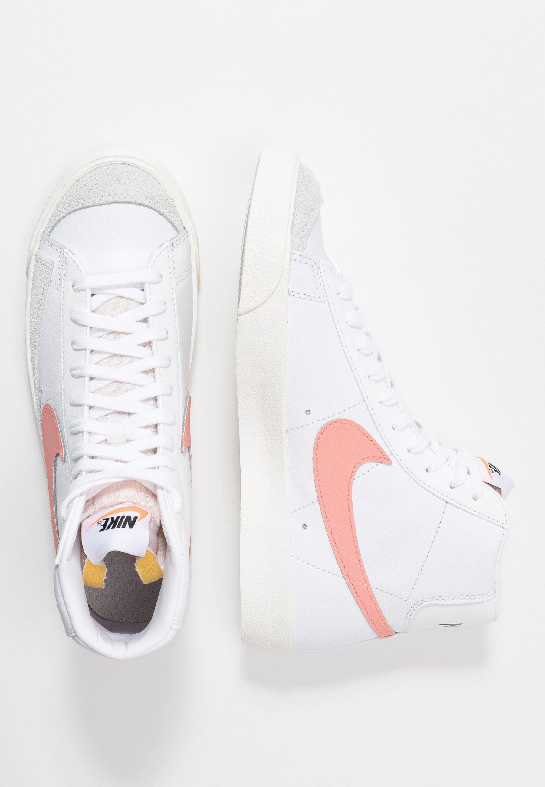 Nike Sportswear BLAZER MID 77 Sneakers alte whiteatomic  niG3xj