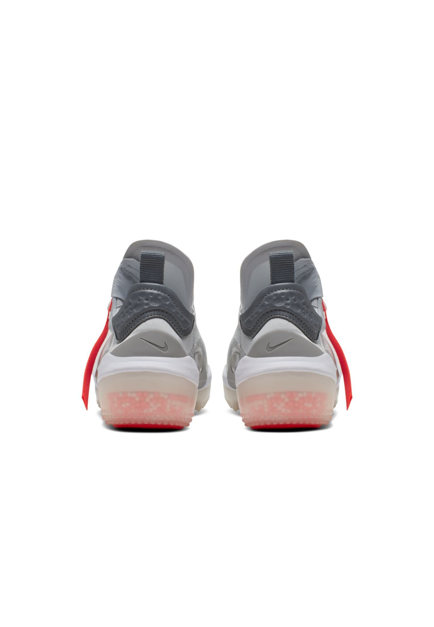 Nike Performance Joyride Optik - Baskets Basses Silver/grey/white