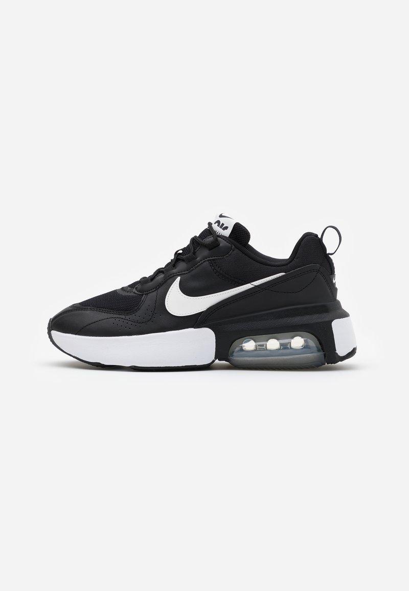 Nike Sportswear - AIR MAX VERONA - Sneakers laag - black/summit white/anthracite/metallic silver