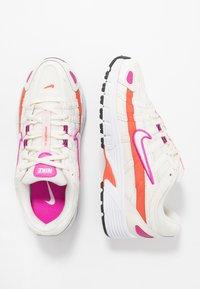 Nike Sportswear - P-6000 SUFA20  - Trainers - pale ivory/white/fire pink/team orange/photon dust/black - 2