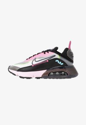 AIR MAX 2090 - Joggesko - white/black/pink foam/lotus pink/volt/blue gaze