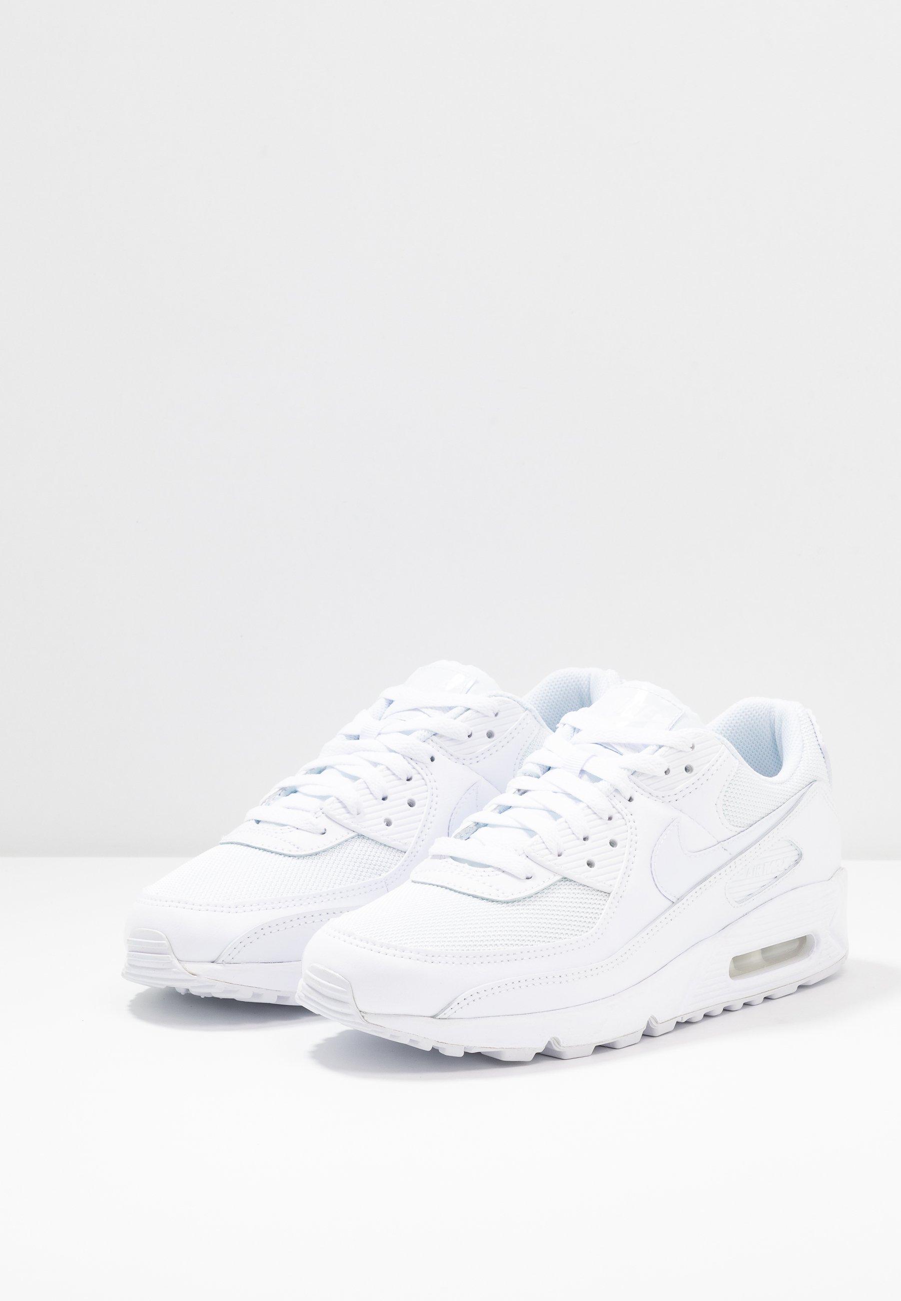 Nike Sportswear Air Max 90 - Sneakers Laag White 26bC5AF