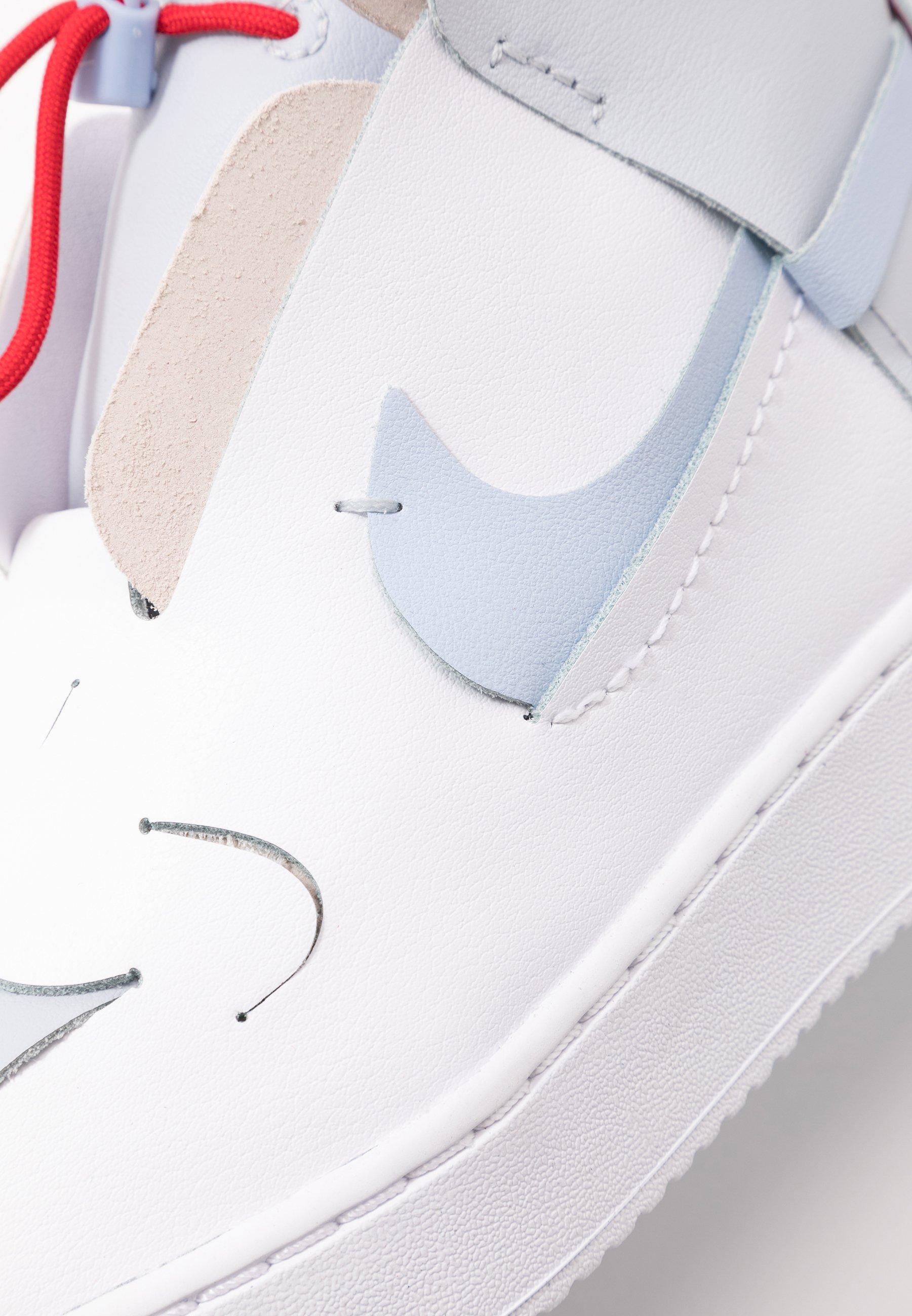 Nike Sportswear VANDAL Sneakersy wysokie sky grey