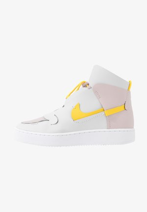 VANDAL - High-top trainers - platinum violet/speed yellow/photon dust/white