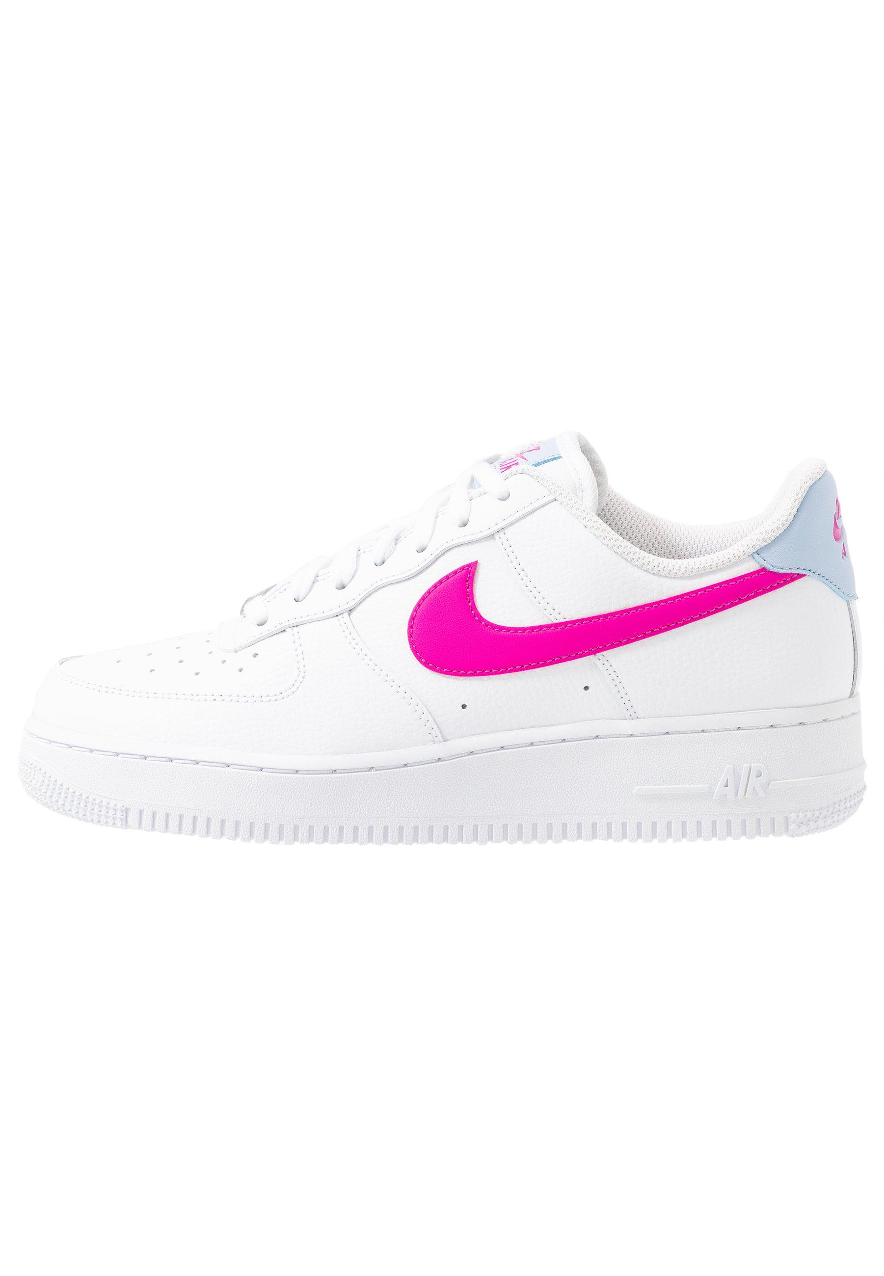 Nike sportswear air force 1 sneakers basse white zalando