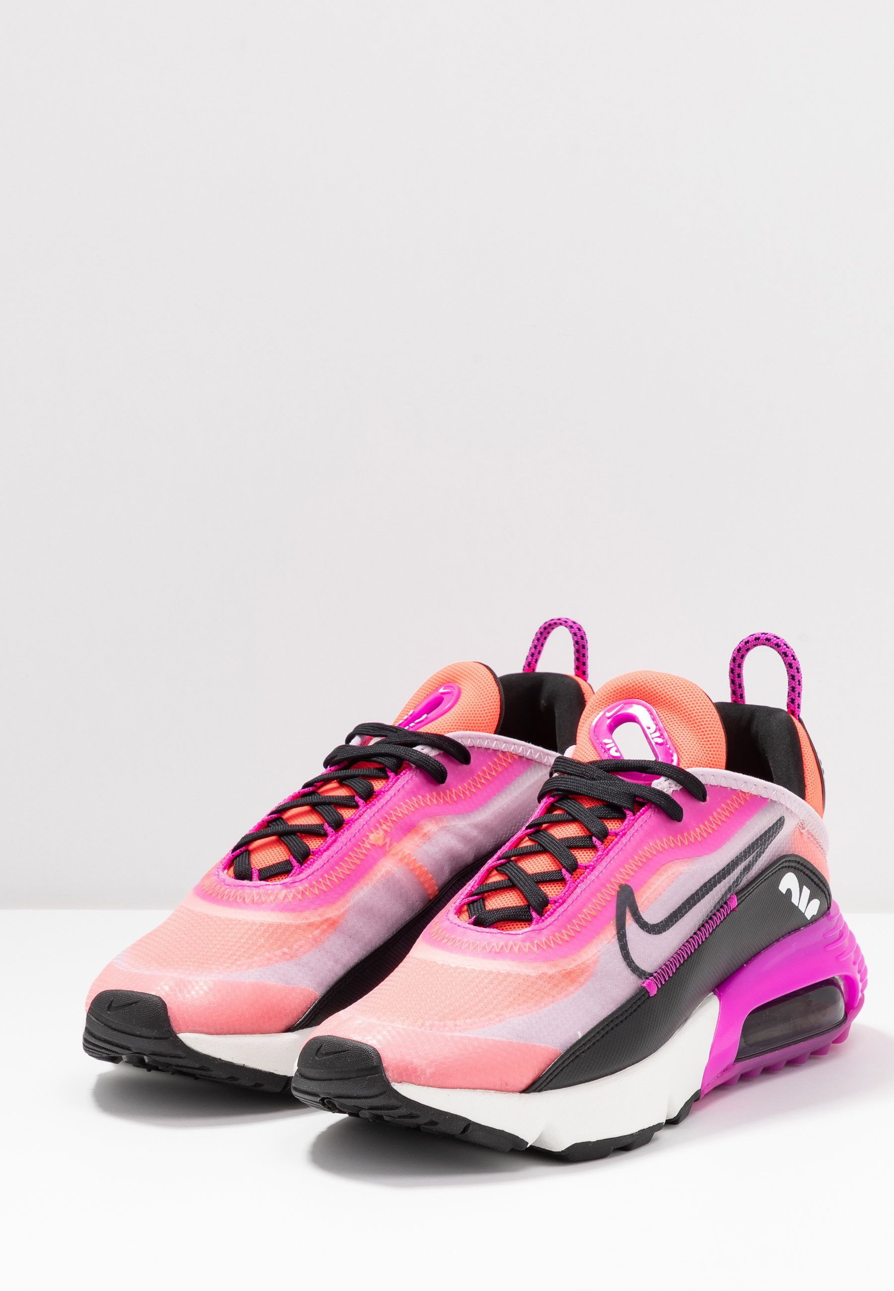 AIR MAX 2090 Sneaker low iced lilacblackfire pinkflash crimsonsummit whiteanthracite