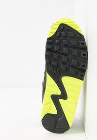 Nike Sportswear - AIR MAX 90 - Sneakers laag - dark smoke grey/volt/barely volt - 6