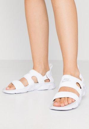 OWAYSIS - Sandals - white/pure platinum