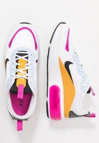 Nike Sportswear - Sneakers laag - white/black/pollen rise/hydrogen blue/fire pink - 3