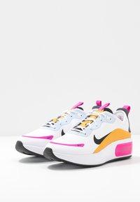 Nike Sportswear - Sneakers laag - white/black/pollen rise/hydrogen blue/fire pink - 4