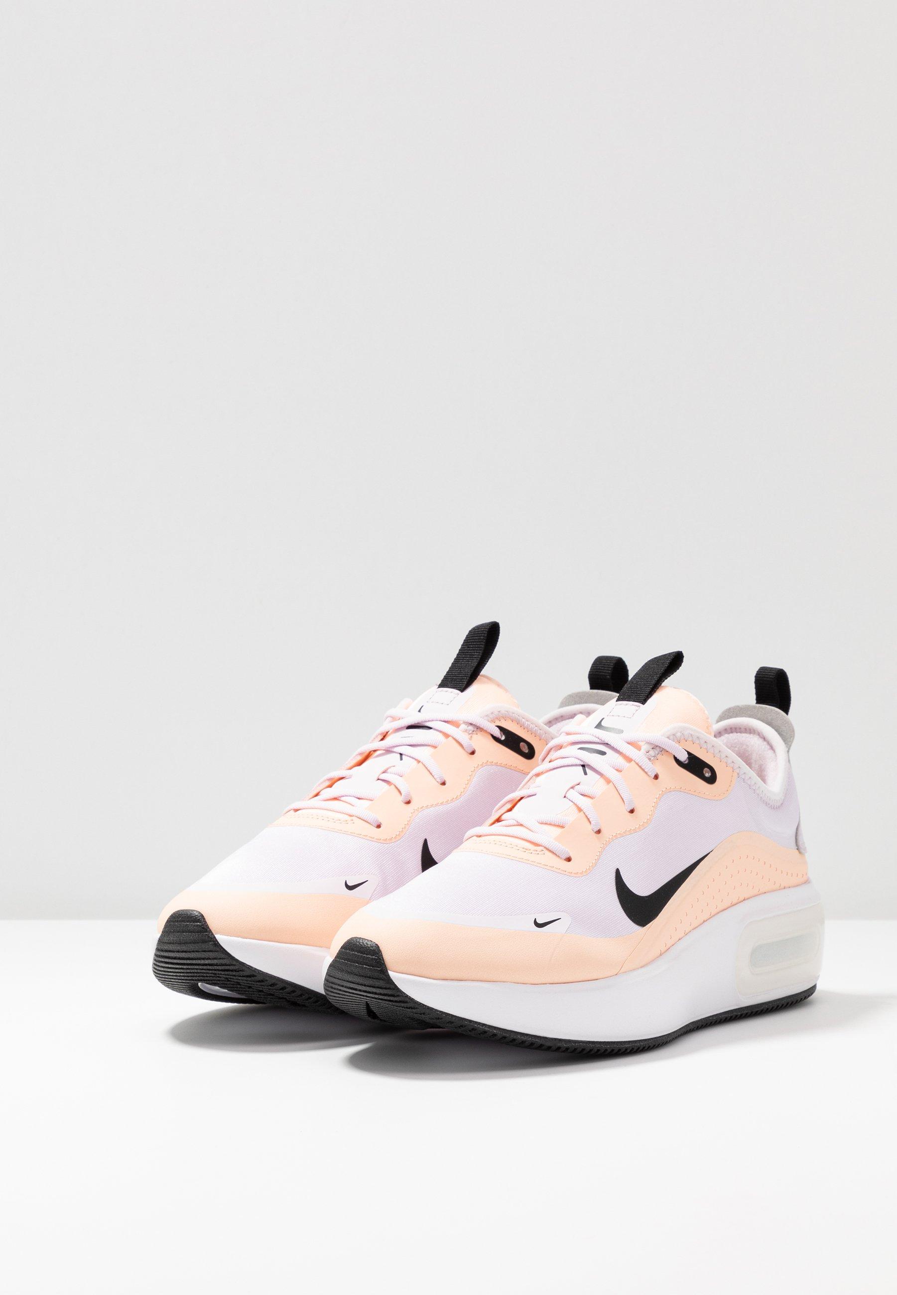 Nike Sportswear Sneakers basse - light violet/black/crimson tint/white J1TD66YJ