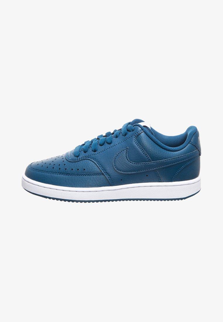 Nike Sportswear - COURT VISION  - Baskets basses - blue