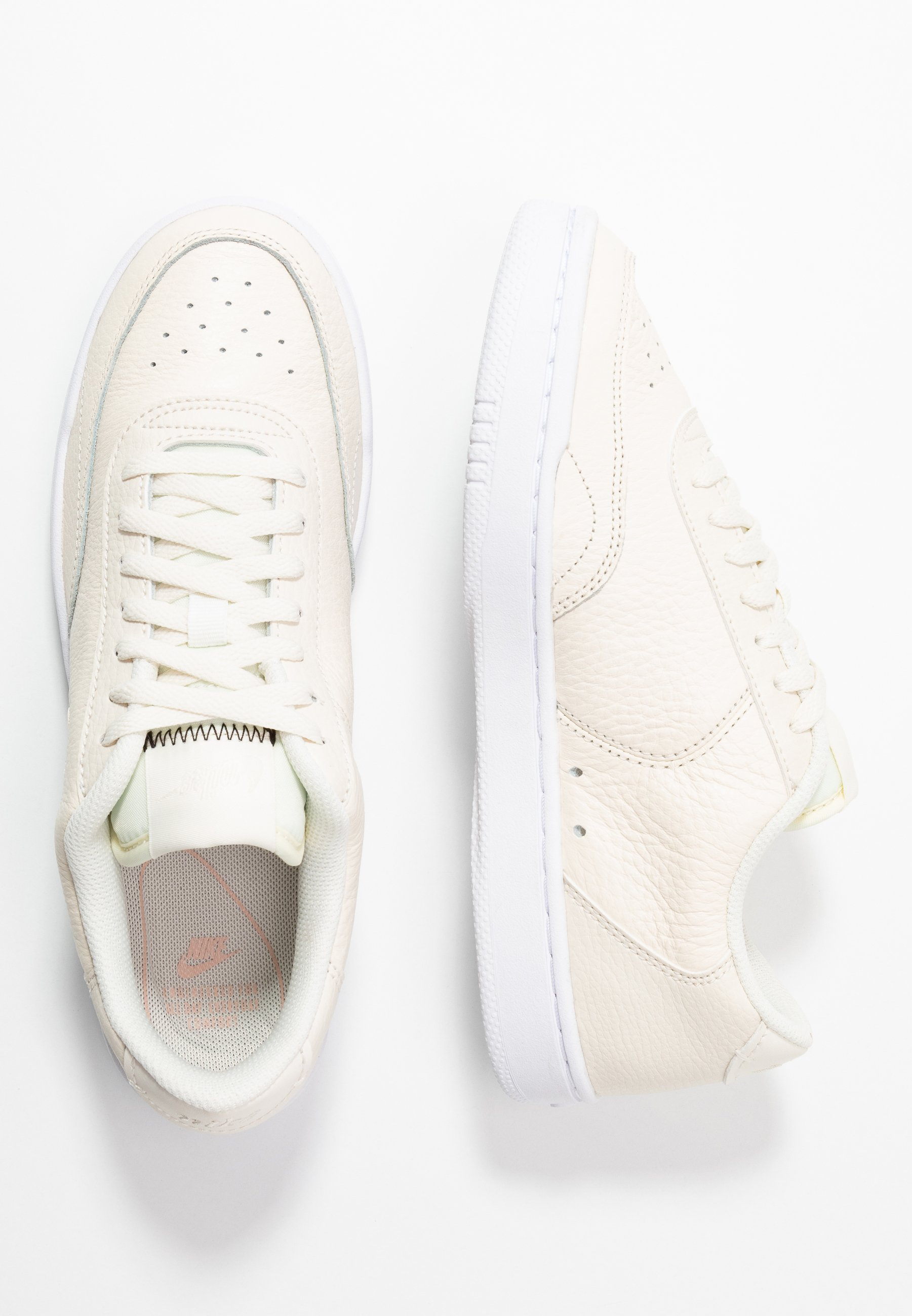 COURT VINTAGE PRM Sneakers laag pale ivorywashed coralaura