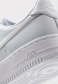 Nike Sportswear - AIR FORCE 1 - Sneakers laag - aura/white - 2