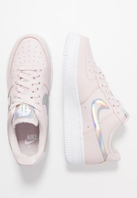Nike Sportswear - AIR FORCE 1 - Matalavartiset tennarit - barely rose/white - 3